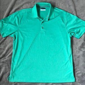 Men's L PGA Tour Collar Shirt